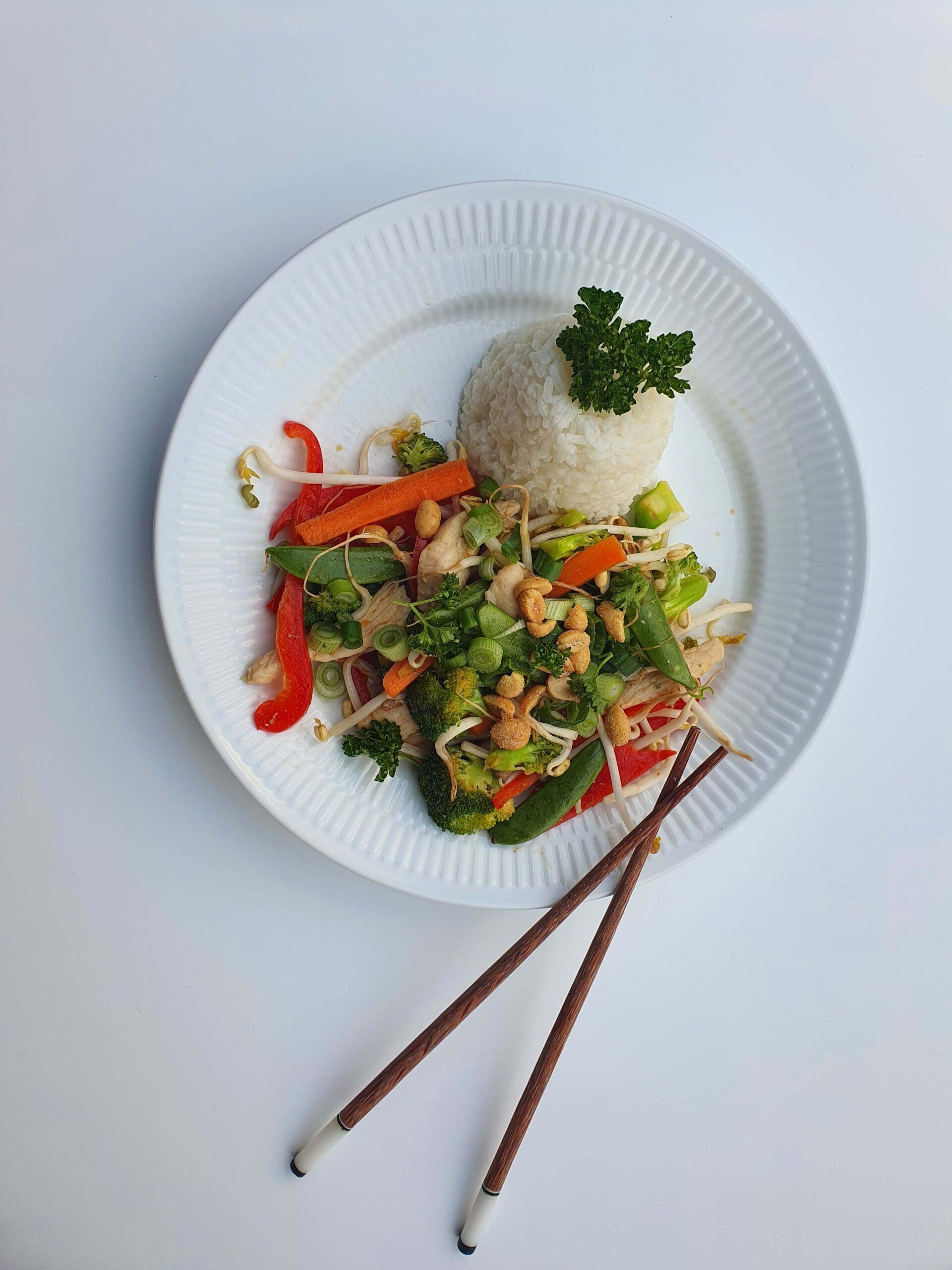 wok oyster sauce